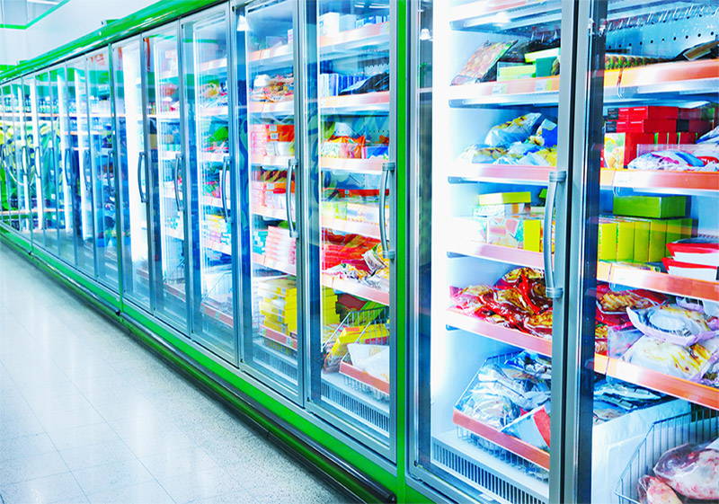 Plastic versus Metal Fan Blades for HVAC and Commercial Refrigeration