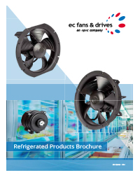 EC Fans and Drives Product Brochure