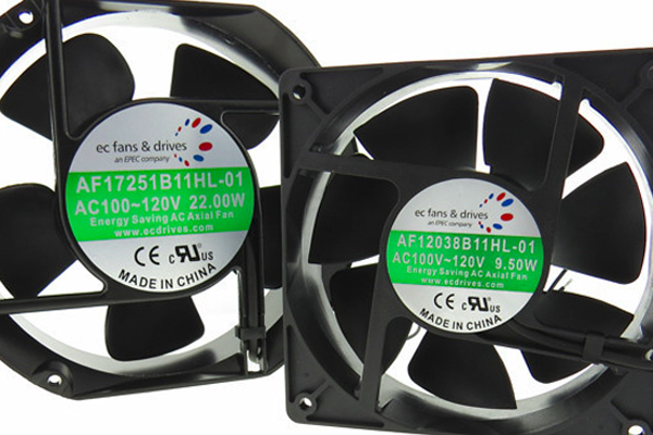 Energy Efficient Axial Fans